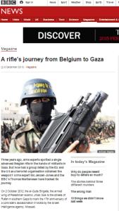 Belgian rifle art