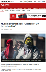 UK government's MB review shows 2014 BBC report misleads