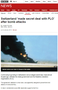 BBC papers over UN HRC connection of Swiss PLO deal broker