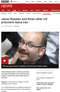 BBC News makes do with half the story of US-Iran deal