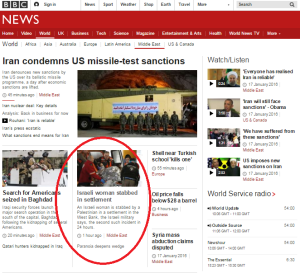 Political designation of terror attack location again gets priority from BBC News