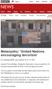 The return of the BBC's political narrative on Israeli construction