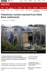 Predictable BBC amplification for latest HRW anti-Israel report