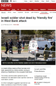 More inconsistent BBC News reporting of the number of Israeli terror victims
