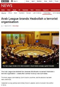 Arab League Hizb
