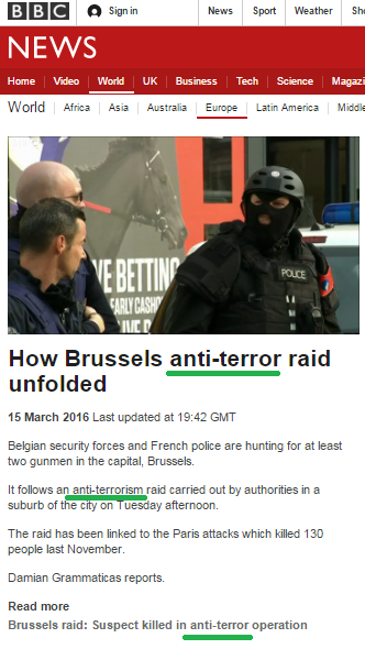 Brussels report 2