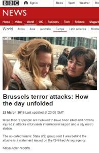 Brussels terror 1