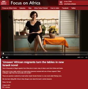 Focus on Africa 2 3