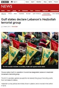 GCC & Hizballah