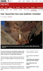 Iran missiles 2