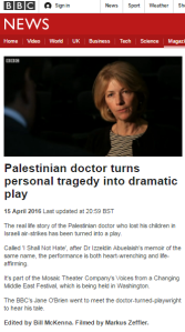 Context erased from BBC report concerning 2009 Gaza incident