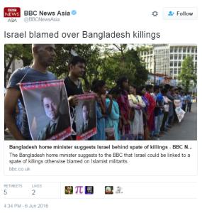 Balgladesh tweet BBC Asia