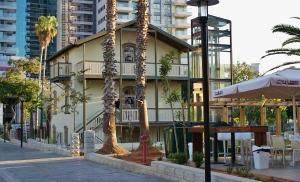 Sarona complex, Tel Aviv