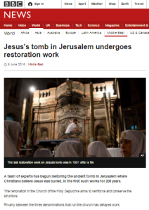 More BBC whitewashing of the Jordanian occupation of Jerusalem