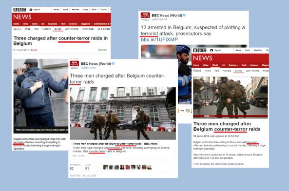 terror Belgium