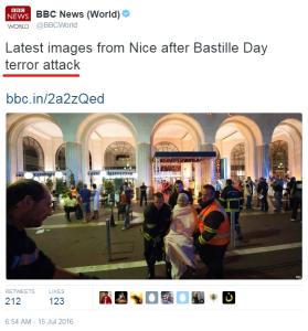 Attack Nice Tweet 2