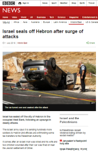 Another hole in the BBC's Middle East narrative laid bare