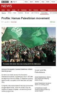 Hamas profile
