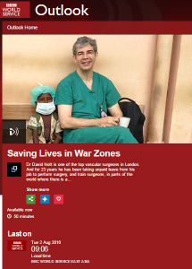 BBC again creates false linkage between Israel and attacks on hospitals