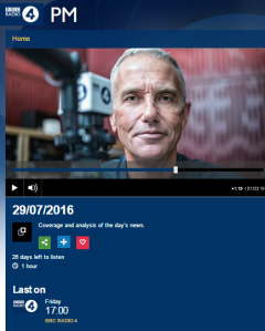 BBC's Knell whitewashes terror in re-run of Palestinian teacher story