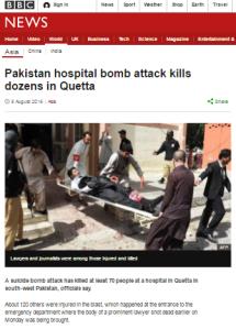 Quetta attack