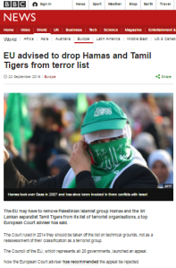 BBC report on EU Hamas terror designation gives incomplete picture
