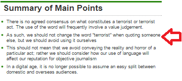 BBC report on 9/11 anniversary adheres to editorial guidelines – and that's a problem