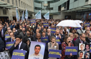 BBC ignores PA call to blacklist and punish Arab journalists