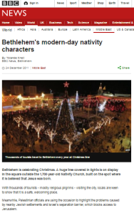 Documenting five years of BBC politicisation of Christmas