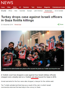 BBC News continues to tout inaccurate portrayal of the 'Mavi Marmara'
