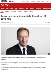 More mapping of BBC inconsistency in terrorism reporting