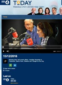 BBC's Bowen dismisses Aleppo fears