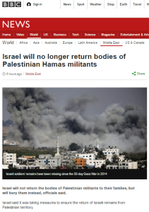 BBC's double standards on terrorism compromise accurate reporting