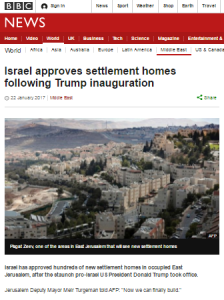 The Jerusalem building permits the BBC didn't report
