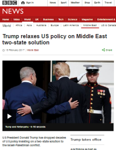 BBC News and the US 'major policy shift' that wasn't