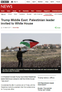 BBC News reinforces selected 'peace process' narratives yet again