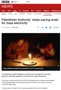 BBC News parrots inaccurate claim from a politicised UN agency