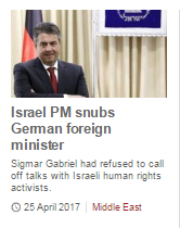 BBC News portrays political NGOs as 'human rights activists'