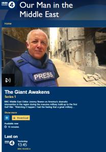 BBC's ME Editor misrepresents the Hussein-McMahon correspondence