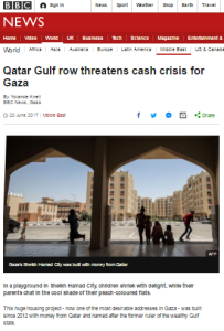 Filling in the blanks in BBC reports on Hamas, Qatar and Iran
