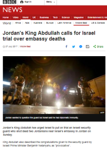 BBC framing excludes important aspects of Amman embassy story