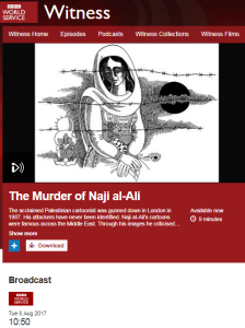 More narrative-driven 'history' from the BBC World Service