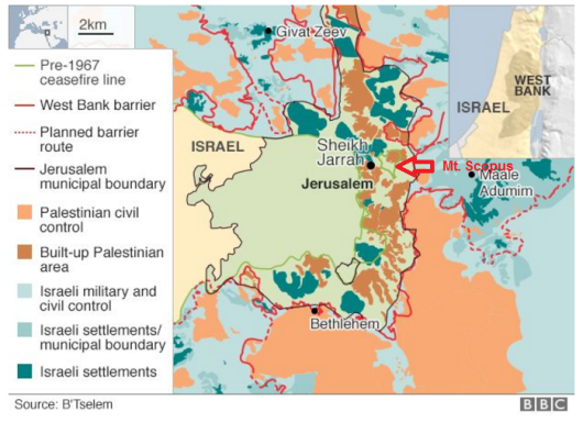 Bbc watch prompts amendment to inaccurate bbc map bbc watch after amendment gumiabroncs Images