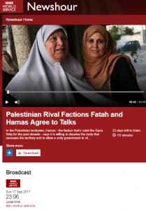 The BBC World Service's Hamas-Fatah 'unity' binge – part three