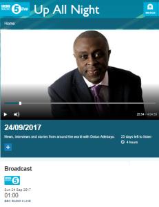 BBC Radio 5 live presenter tells listeners Iran is a 'democracy'