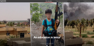 A BBC terror indoctrination feature highlights longstanding omission