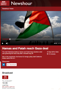 BBC's chief international correspondent claims Hamas changed its charter