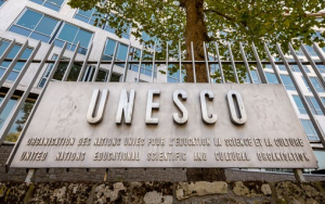 BBC WS radio on US withdrawal from UNESCO – part one