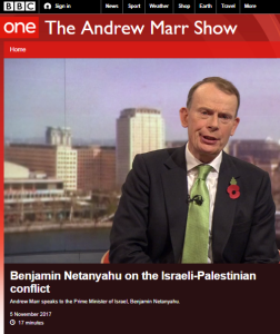 Uncritical amplification of NGO allegations on BBC One