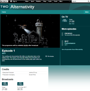 BBC's ECU upholds part of BBC Watch 'Alternativity' complaint – part one